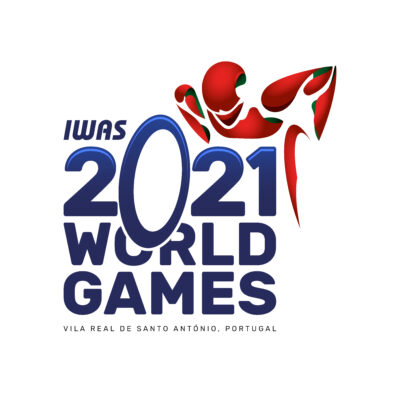 The logo of the IWAS 2021 World Games